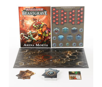 Warhammer Underworlds - Arena Mortis (English) (PRÉ COMMANDE)