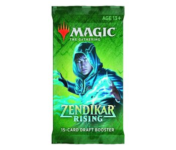 MTG Zendikar Rising booster pack