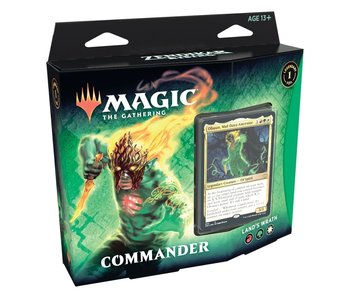 MTG Zendikar Rising Commander Decks - Lands Wrath