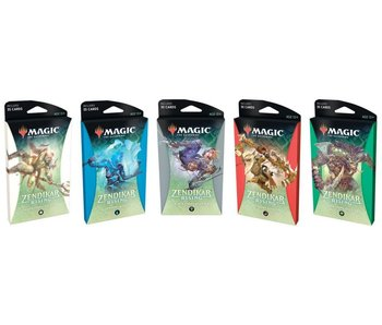 MTG Zendikar Rising Theme Booster Pack