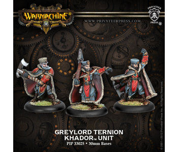 Khador Greylord Ternion - PIP 33025