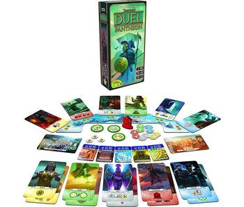 7 Wonders / Duel / Panthéon (English)