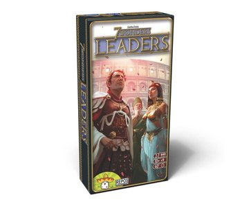 7 Wonders / Leaders (English)