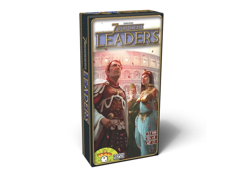 Repos Production 7 Wonders / Leaders (English)