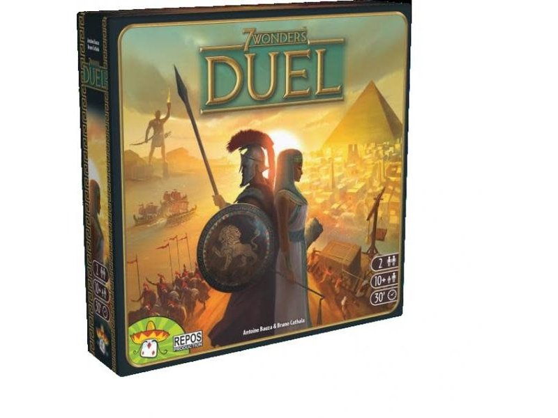 Repos Production 7 Wonders / Duel (English)