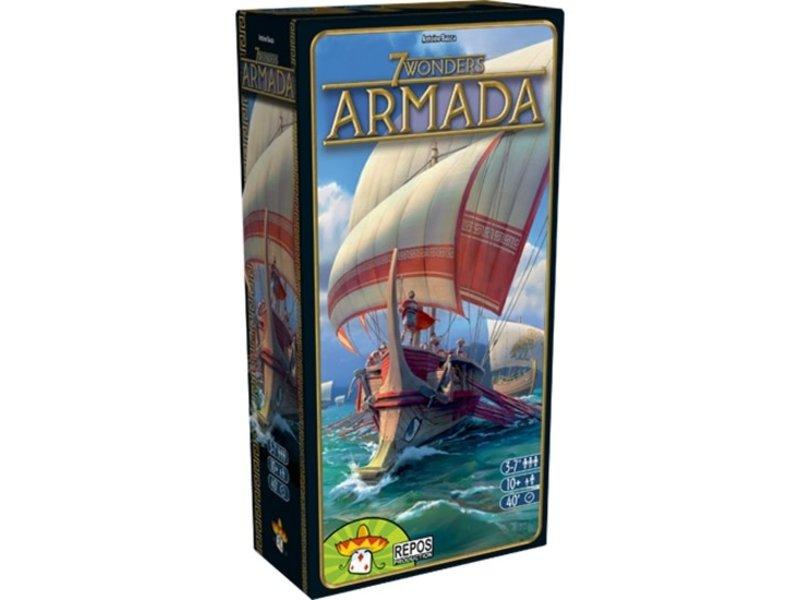 Repos Production 7 Wonders / Armada (English)