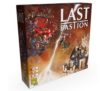Last Bastion (English)