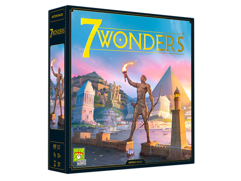 Repos Production 7 Wonders New Edition (English)