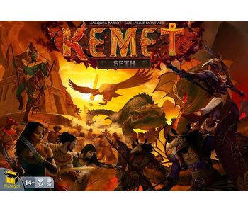 Kemet / Seth (Multi-Language)