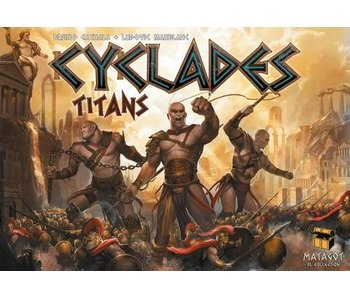 Cyclades / Titans (Multi-Language)