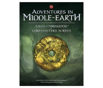 Adventures In Middle Earth: Eaves of Mirkwood & Loremaster's Screen