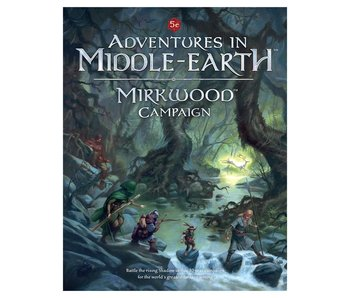 Adventures In Middle Earth: Mirkwood Campign