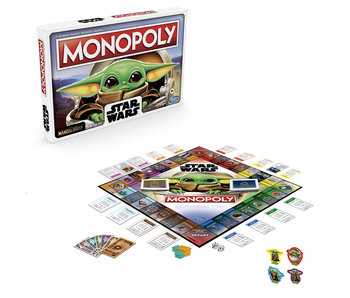 Monopoly: Star Wars Mandalorian: The Child Edition