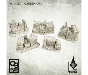 Second Edition - Derelict Warehouse