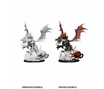 Pathfinder Unpainted Minis Wv12 Nightmare Dragon
