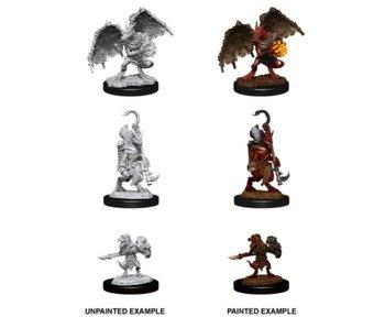 D&D Unpainted Minis Wv12 Kobold Inventor/Sorcerer