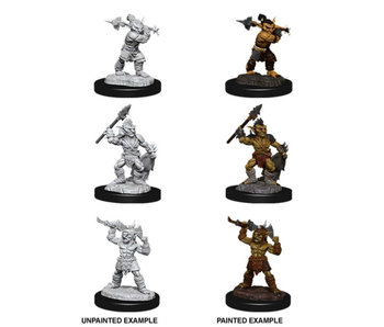 D&D Unpainted Minis Wv12 Goblins And Goblin Boss