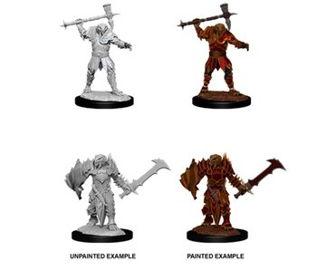 D&D Unpainted Minis Wv12 Male Dragonborn Paladin