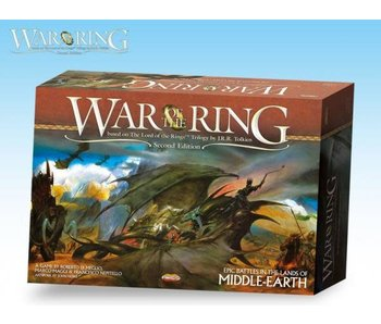 War Of The Ring Core Game Second Edition