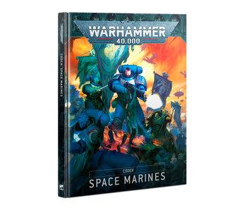 Space Marines Codex (HB) (English)