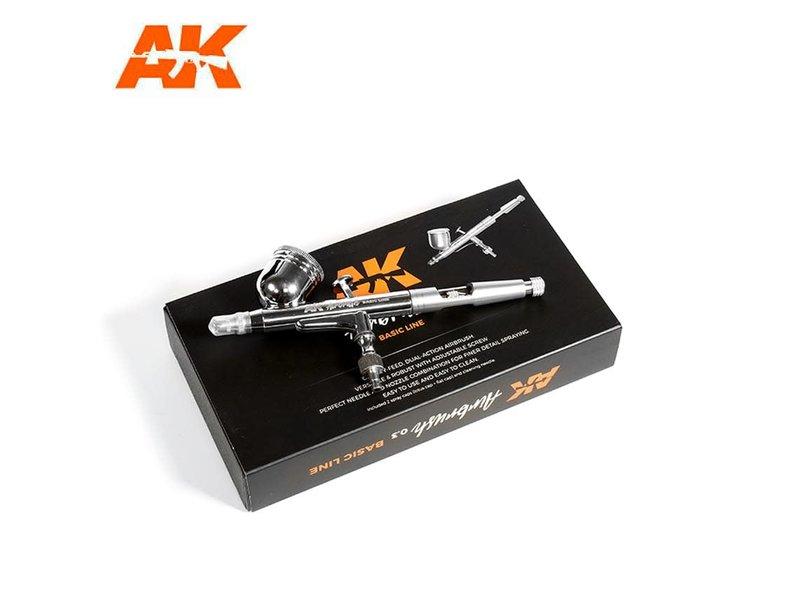 AK Interactive AK Interactive AK Airbrush Basic Line 0.3
