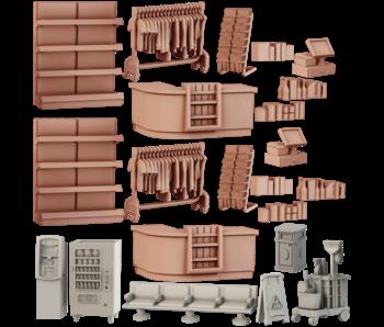 Terrain Crate - Quicki-Mart