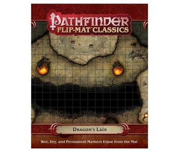 Pathfinder Flip-Mat - Dragon's Lair