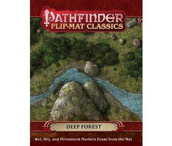 Pathfinder Flip-Mat - Deep Forest