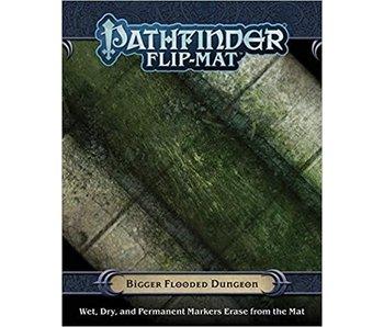 Pathfinder Flip-Mat - Bigger Flooded Dungeon