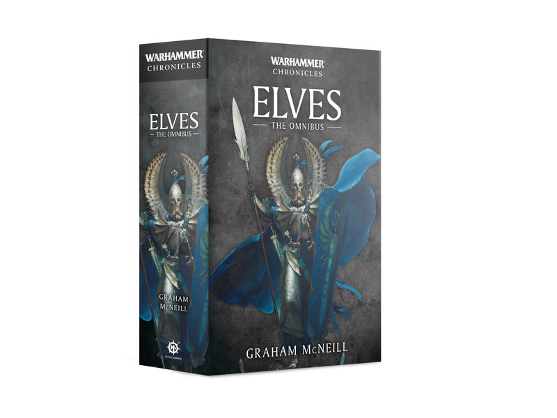Games Workshop Warhammer Chronicles : Elves - The Omnibus (PB)