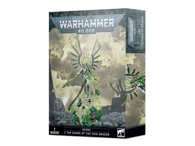 Games Workshop C'Tan Shard of The Void Dragon