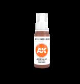AK Interactive AK Interactive 3rd Gen Acrylic Medium Rust (17ml)