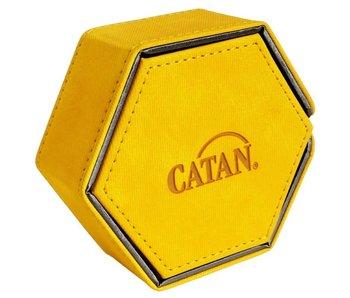 Catan Hexatower (yellow)