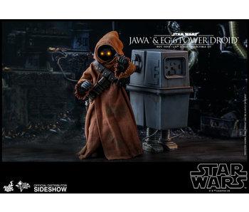 Jawa & EG-6 Power Droid 1/6 - Hot Toys