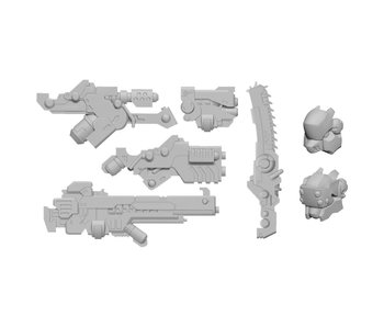 Dusk Wolf Weapon Pack (PIP82013)