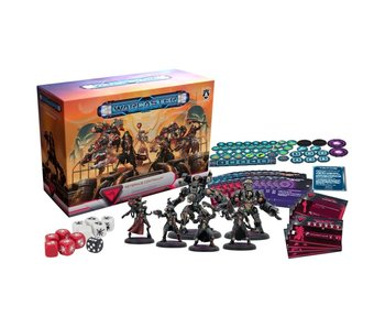 Aeternus Continuum - Command Group Starter Set (PIP84001)