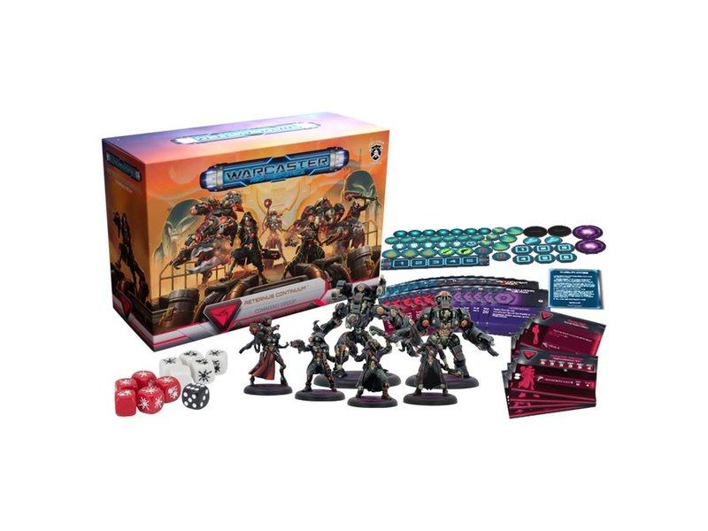 Privateer Press Aeternus Continuum - Command Group Starter Set (PIP84001)