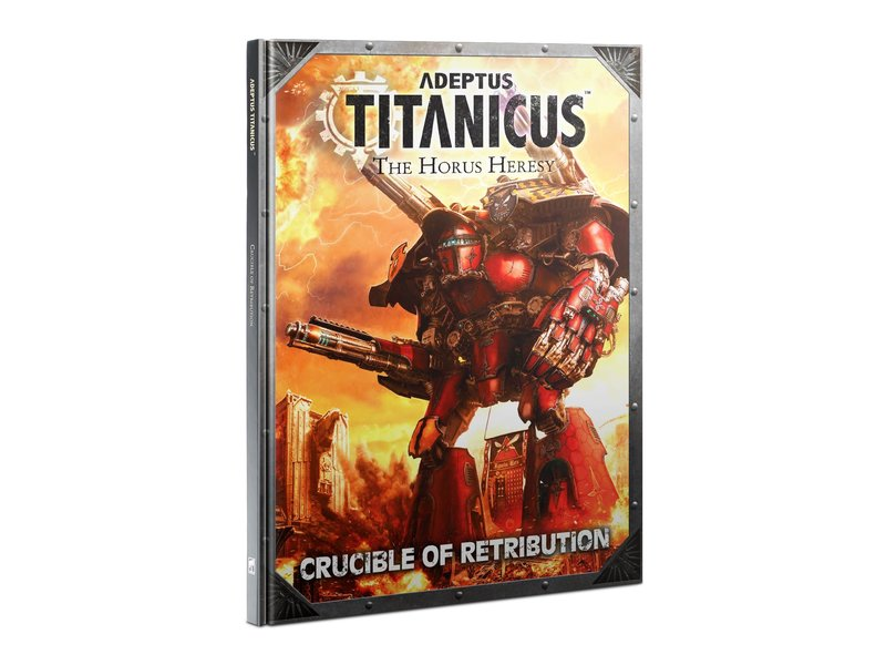 Games Workshop Adeptus Titanicus - Crucible of Retribution (English)