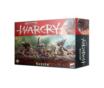 Warcry - Skaven (PRE ORDER)