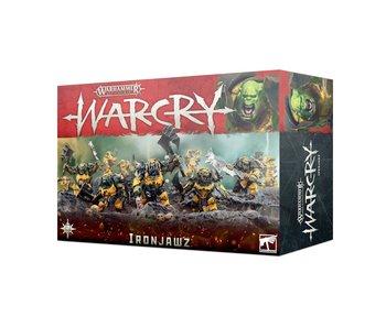 Warcry - Ironjawz (PRE ORDER)