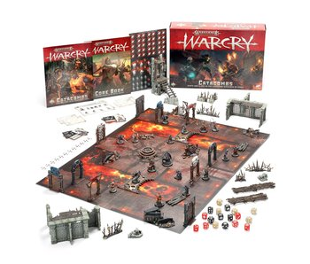 Warcry - Catacombs (English) (PRE ORDER)
