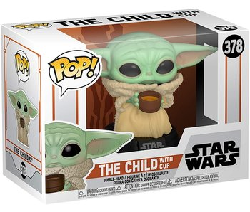 POP! Star Wars Mandalorian - The Child With Cup