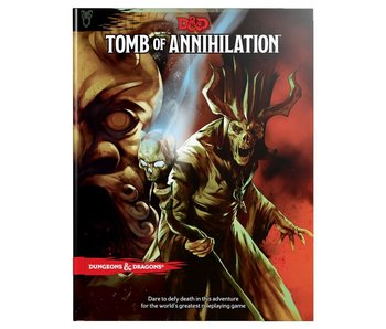 Dungeons & Dragons RRG Tomb of Annihilation Hardcover (English)