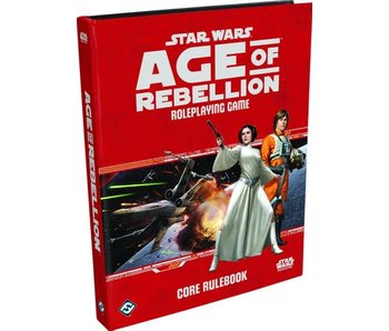 Star Wars - Age of Rebellion RPG - Core Rulebook