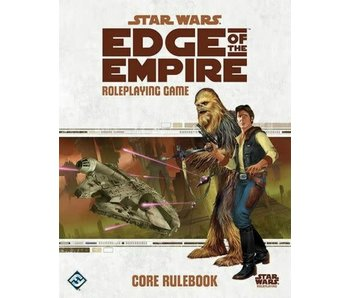 Star Wars - Edge of the Empire RPG - Core Rulebook