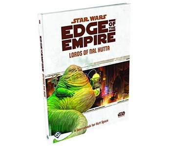Star Wars - Edge of the Empire RPG - Lords of Nal Hutta