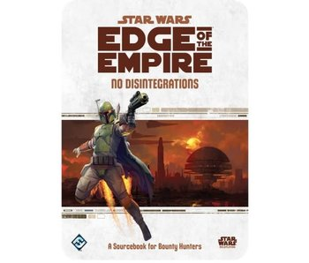 Star Wars - Edge of the Empire RPG - No Disintegrations