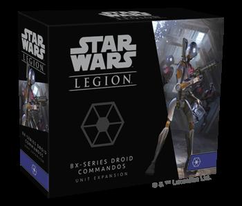 Star Wars Legion - Bx-Series Droid Commandos Unit Expansion