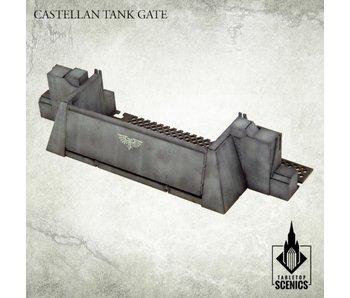 Castellan Tank Gate