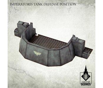 Imperatoris Tank Defense Position